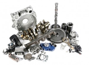 industrial engine spare parts